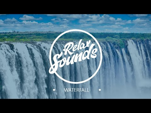 Водопад / Waterfall   Звуки релакса / Sounds of relaxation