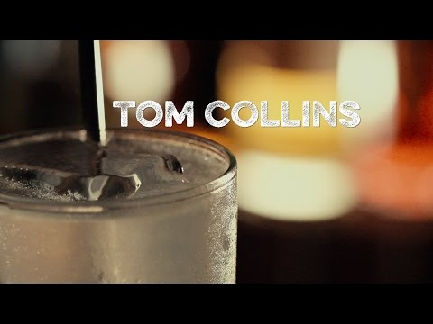 How To Drink: Tom Collins