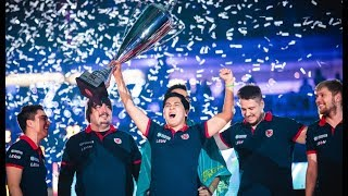 🏆 GAMBIT 🏆 WINNING MOMENT AT PGL MAJOR KRAKOW 2017