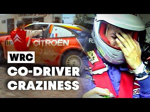 Why Do Rally Drivers Need Co-Drivers? | WRC 2019