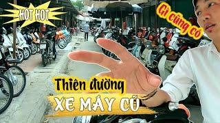 [DK] Old motorbike market, Chua Ha Street