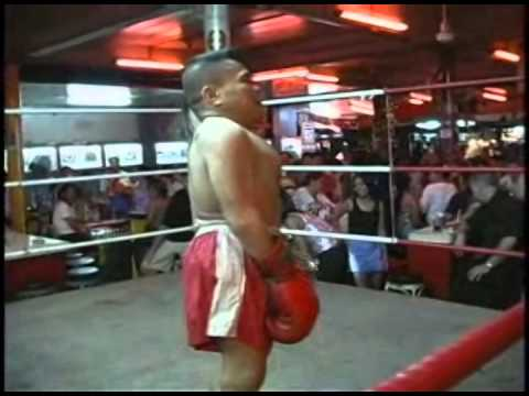 midget sex boxing ring