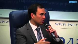 Встреча заместителя председателя комитета ГД по транспорту Сергея Тена с парламентскими журналистами(, 2014-06-19T16:26:47.000Z)