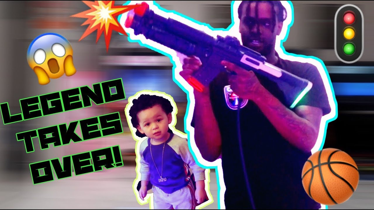 When Legend SSR Visits His Big Cousin! | Family Vlog ft. Chief Keef