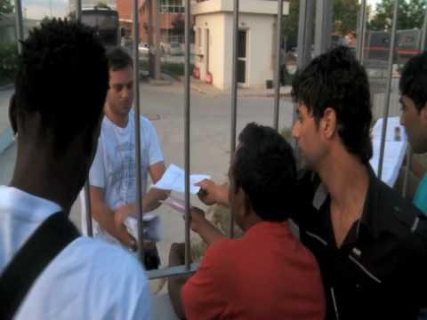 Greece: Asylum-Seekers