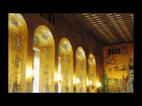 Stockholm City Hall Home of Noble Prize Presentations