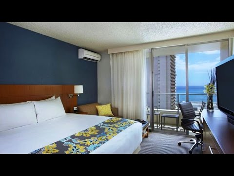 Hyatt Place Waikiki Beach, Waikiki, Honolulu, Hawaii, USA, 4-star hotel