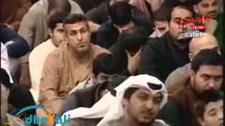 قصة يرويها الخطيب السيد الصافي من لسان المرجع السيد صادق الشيرازي   مؤثرة جدا