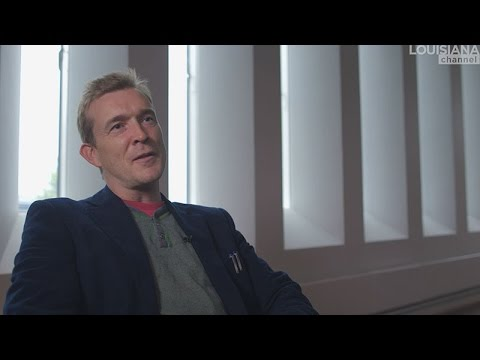 David Mitchell Interview: On Facing the Blank Page