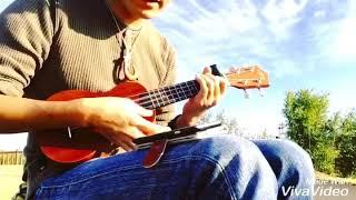 平井大の『beautiful』をウクレレで弾語りしてみました。