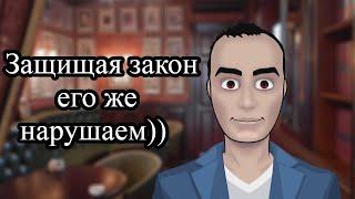 """МК-""""Правозащитники"""" часть первая Вадим Коровин..."""