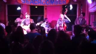 Ryan Montbleau Band on 6/15/12 @The Beachcomber Wellfleet, MA