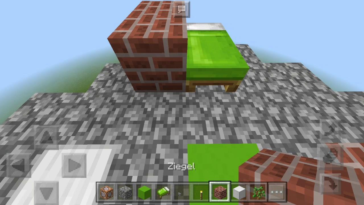 Minecraft Bedwars Map Bauen Teil 1 😁 - YouTube