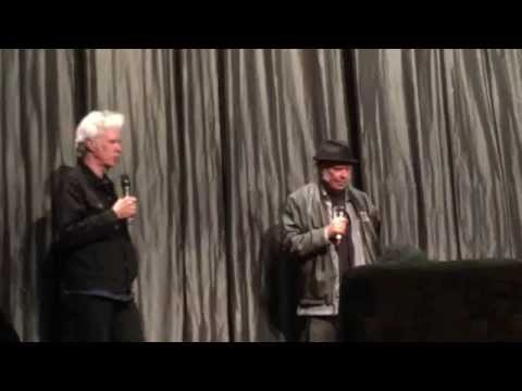 Neil Young @ Bernard Shakey Film Retrospective - IFC, NYC - 4.22.15