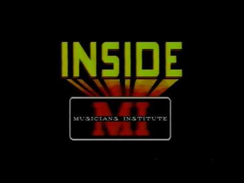 musicians institute 1986 promo video