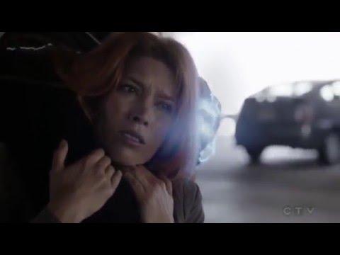 Agents of SHIELD - Lincoln and May vs Alisha [Fight Scene (3x18) - The Singularity]
