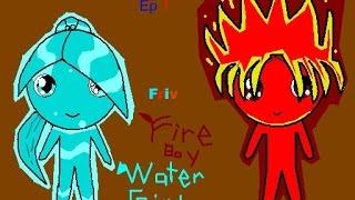 Fire boy & water girl friv ep 1