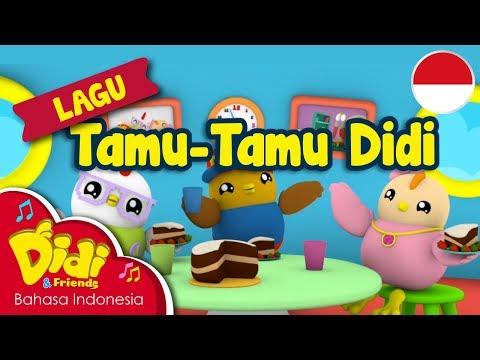 Lagu Anak-Anak Indonesia | Didi & Friends | Tamu-Tamu Didi