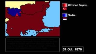 [Wars] The Serbian-Ottoman War (1876-1877): Every Day