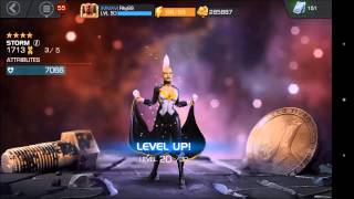 Ranking 4 Star Storm to Rank 3