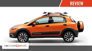 Fiat Avventura | Review Of Features | Cardekho.com