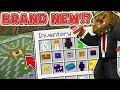 BRAND NEW MINECRAFT MODDED HUNGER GAMES w/ ANIMAL BIKES MOD - MINECRAFT MOD CHALLENGE