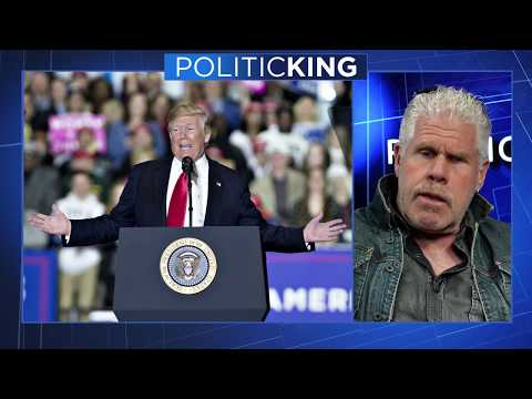Ron Perlman takes 'break' from Twitter; Blames Trump era politics