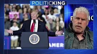 Ron Perlman takes 'break' from Twitter; Blames Trump era politics