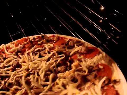 Papa Murphys Thin Crust Pizza Take And Bake Youtube