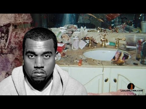 Kanye West Pays 85K To Use Whitney Houston's Infamous Bathroom Picture For Pusha T's Album Cover