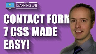 contact form 7 css to style cf7 submit button inputs fields and dropdown   cf7 tuts part 2
