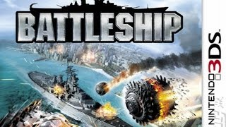 Battleship Gameplay {Nintendo 3DS} {60 FPS} {1080p}