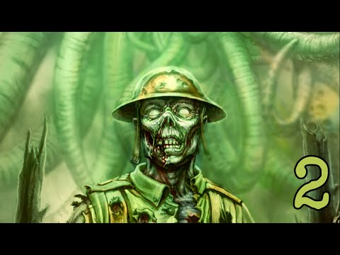 Let's Play Call of Cthulhu: The Wasted Land #2 - Curiouser and Curiouser
