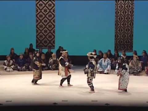 Traditional Ainu dance