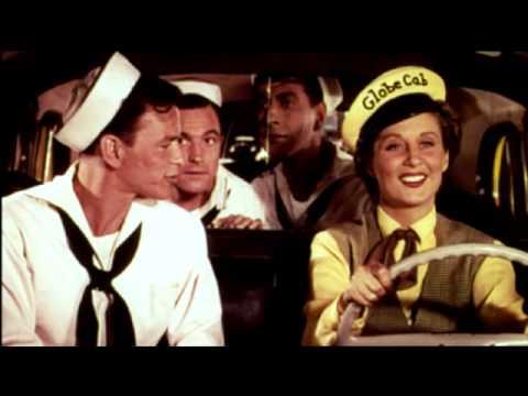 On The Town (Movie) - New York, New York: Gene Kelly, Frank Sinatra