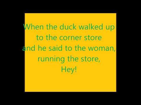 The duck song 2 lyrics