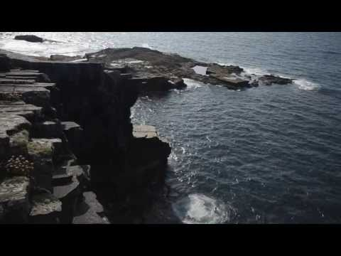 Kilkee Cliff Jumping - With Added Excessive Slow Motion!