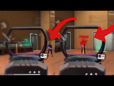 TUTORIAL AIMBOT HEADSHOT TRICK ON MOBILE FREE FIRE