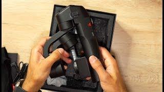 The Foldable Smartphone Gimbal! Moza Mini-S Full Review!