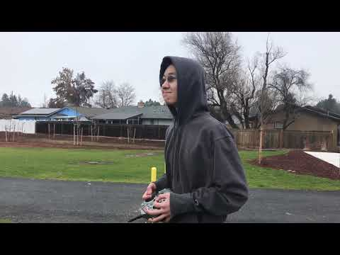 Charlie Tang Fly 3D RC Airplane