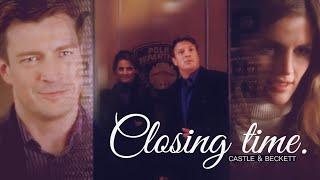 Castle & Beckett // Closing Time