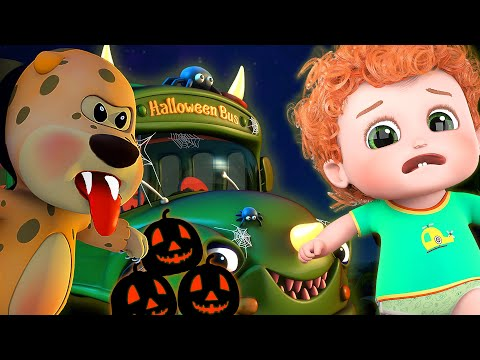 Wheels on the bus - Learn English with Songs for Children - Bundle of Joy