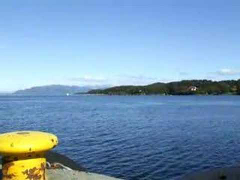 Våge, Tysnes Island, Norway