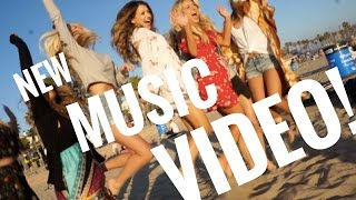 CHANTELLE PAIGE MUSIC VIDEO BEACH BTS VLOG