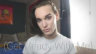 Chatty GRWM Q&A: Bands, Cats, and Being a Role Model