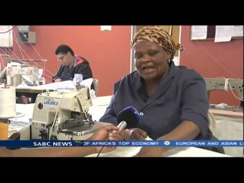 The Sheltered Employment Services held an open day in Johannesburg