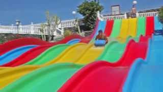 Aquapark Costa Teguise Lanzarote Commercial 2014
