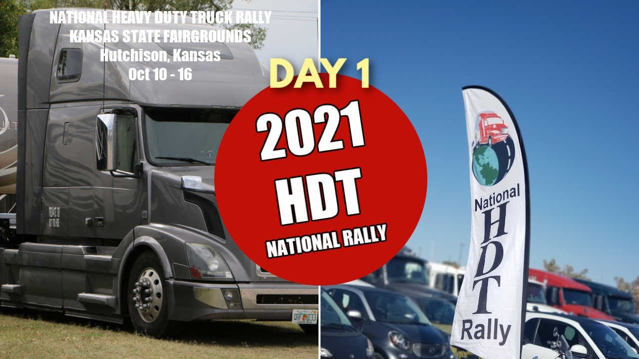 Download 2021 HDT RALLY Day 1,  Soaring Together, Full Time RV Life