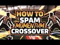 Momentum Crossover Spam Dribble Tutorial in NBA 2k18