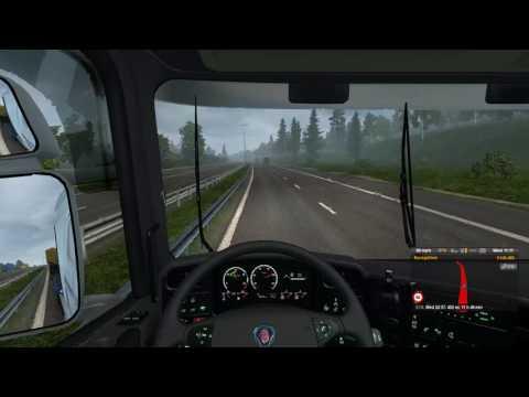 Euro Truck Simulator 2 - Promods adventures! - Tallinn to Rovaniemi